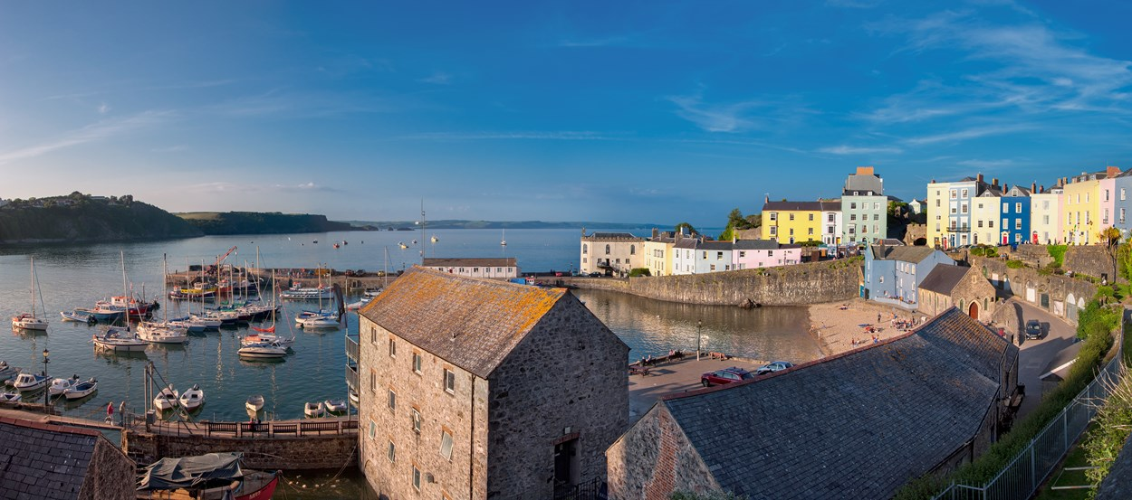 Holiday Cottages in Tenby, Wales