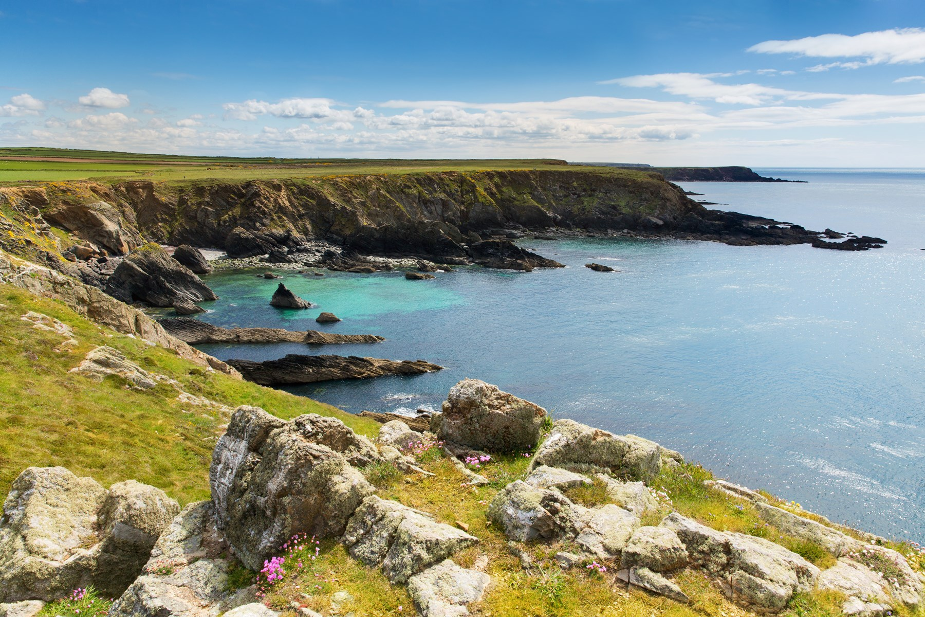 Spring Bank Holiday Cottage Breaks in Pembrokeshire, Wales