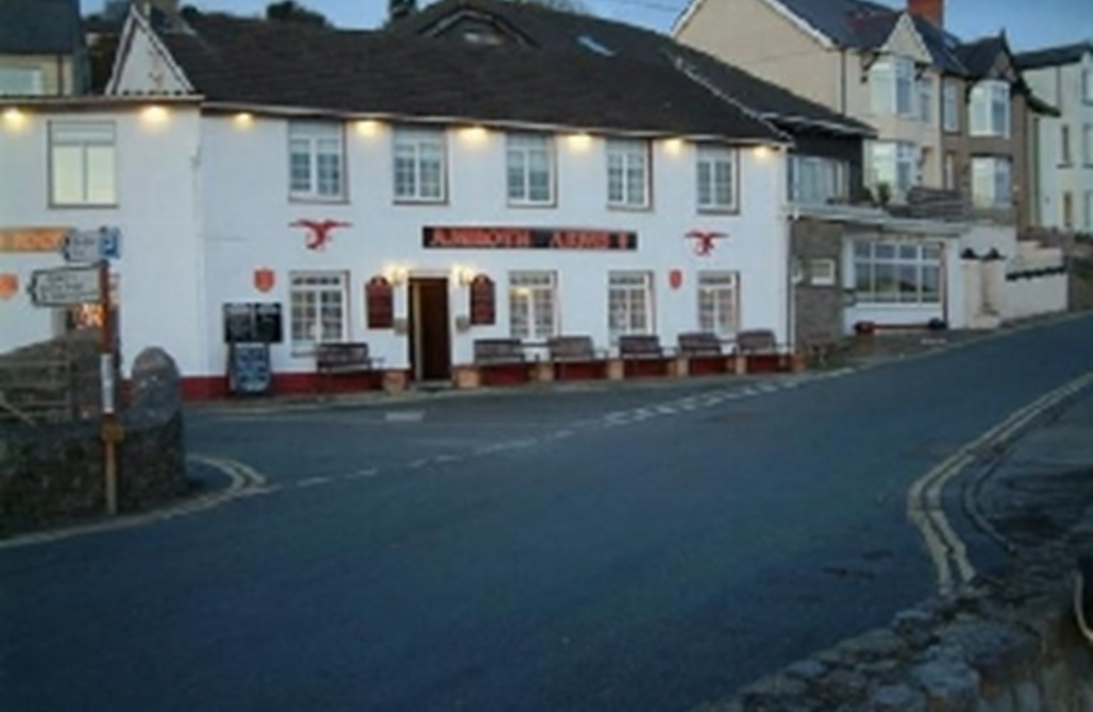 The Amroth Arms
