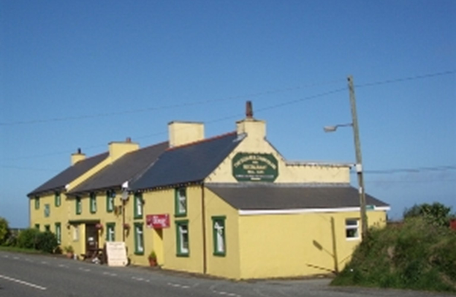 Square & Compass Inn