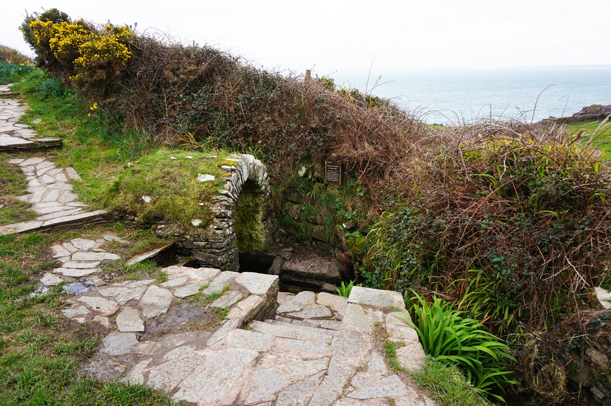 Holy Well, St Nons