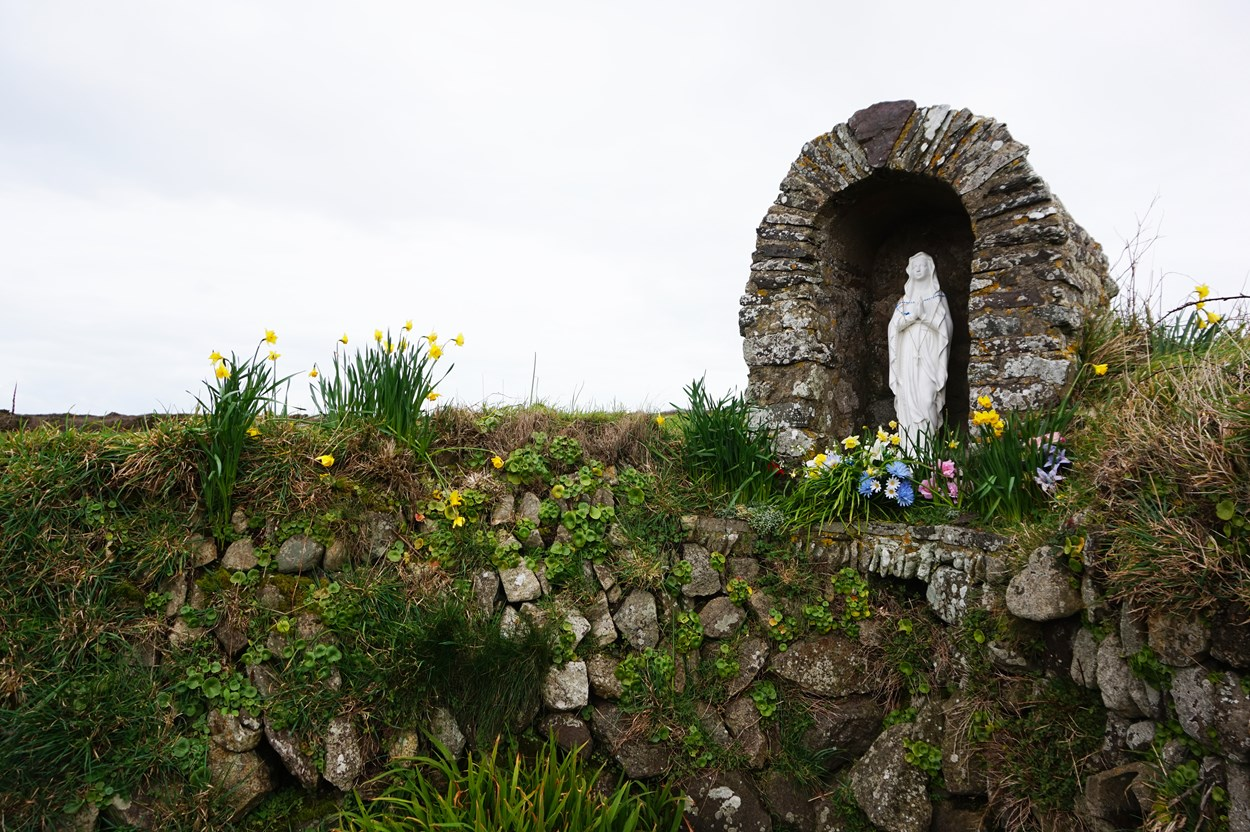 Shrine at St Nons
