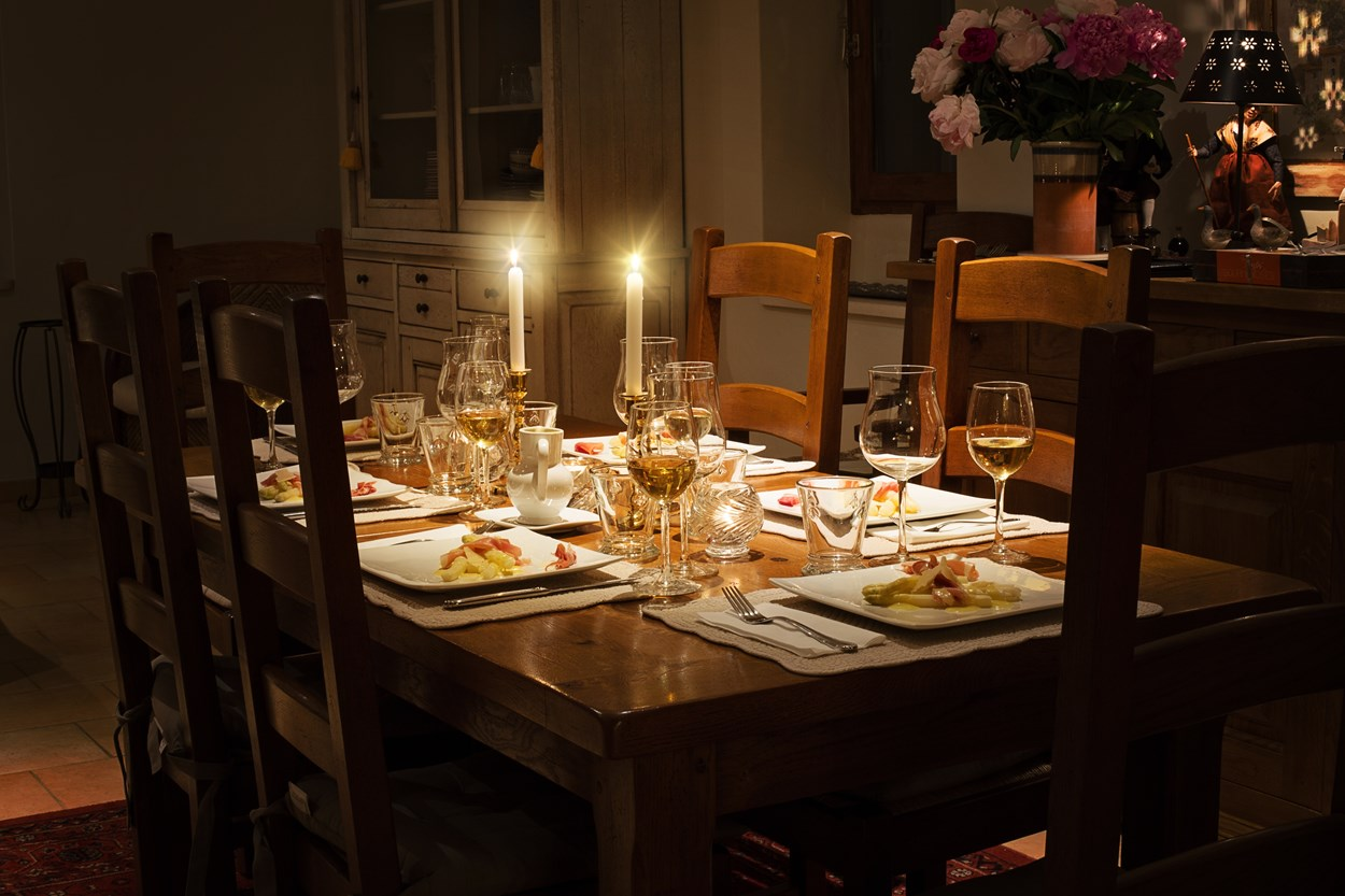 Private Dining with our Concierge service