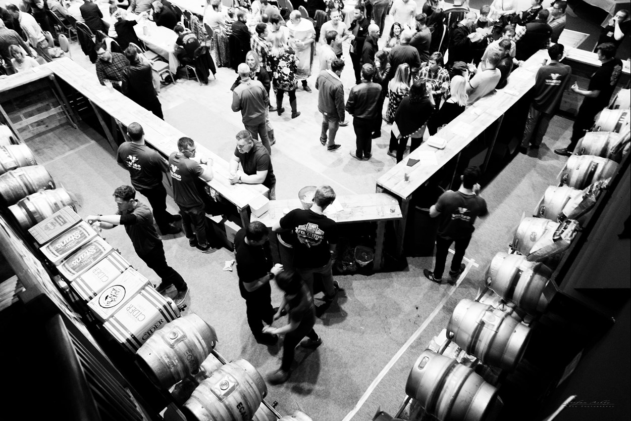 The Tenby Beer Festival