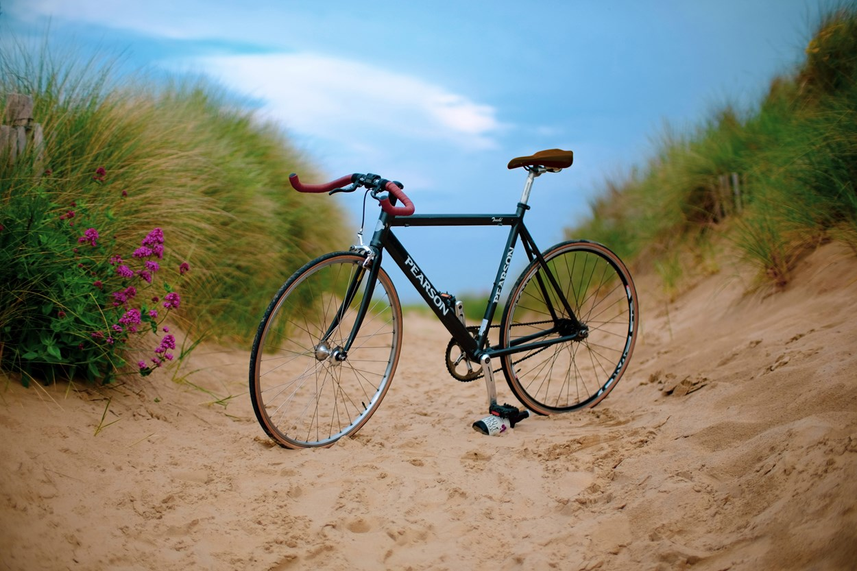Cycle the Pembrokeshire Coast