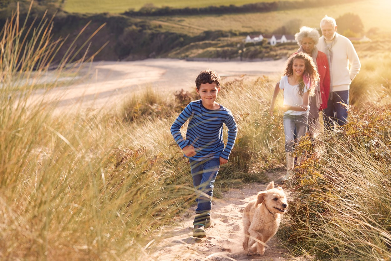 Family Holidays in Pembrokeshire